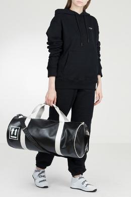 Черный костюм из трикотажа Off-White 2202164444