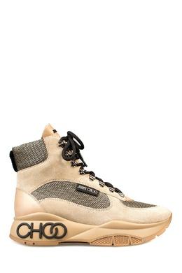 Бежевые ботинки Inca Jimmy Choo 25162461