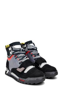 Комбинированные ботинки Off-White 2202164492