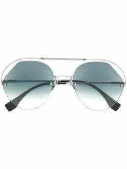 Fendi Eyewear солнцезащитные очки 'FF 0326 S' FF0326S