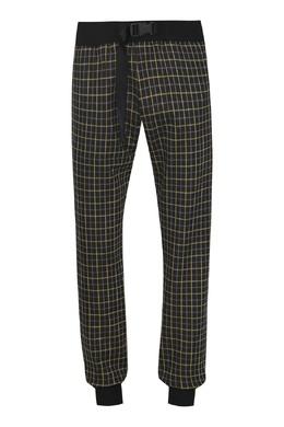 Трикотажные брюки в клетку Paul Smith 1924164341