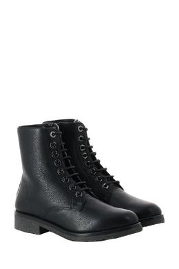 Черные кожаные ботинки Baldan 3060165078