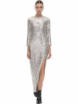 Sequined Long Dress Zadig & Voltaire 70IWOJ004-TlVERQ2