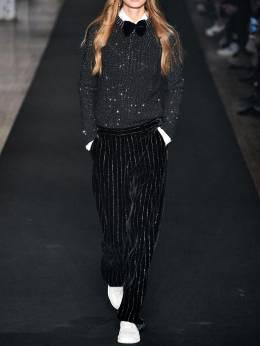 Crewneck Cashmere Rib Knit Sweater Zadig & Voltaire 70IWOJ005-Tk9JUg2