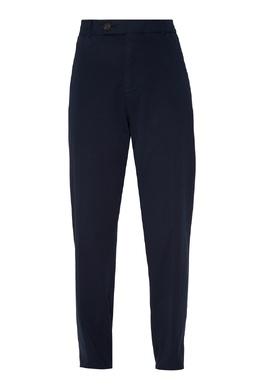 Синие брюки Brunello Cucinelli 1675125400
