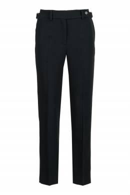 Черные базовые брюки со стрелками Red Valentino 986165449