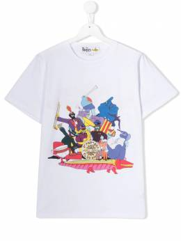 Stella McCartney Kids футболка Yellow Submarine 566407SNJH1