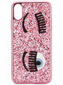 Chiara Ferragni чехол для iPhone 'Flirting' CFCIPX030