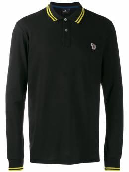 Ps by Paul Smith рубашка-поло с полосками M2R410SZC20068