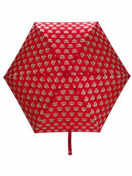 Moschino зонт Mini Teddy 8067SUPERMINIC