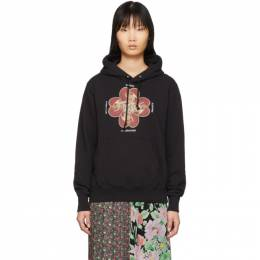 Undercover Black Four Hearts Hoodie 192414F09700201GB