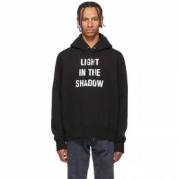 Undercover Black Light In The Shadow Hoodie 192414M20201601GB