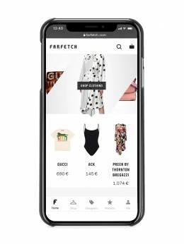 Heron Preston чехол для iPhone XS HMPA004F197390041088