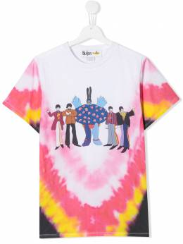 Stella McCartney Kids футболка Beatles 566407SNJI3