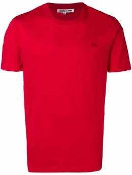 MCQ by Alexander McQueen футболка с логотипом 277605RMT74