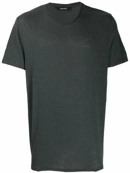 Zadig & Voltaire футболка Toby WHTP1810H