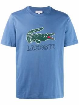 Lacoste футболка с логотипом TH6386