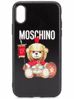 Moschino чехол Teddy Bear для iPhone X/XS A79308301