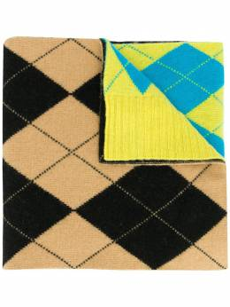 Pringle Of Scotland шарф Argyle Intarsia USH015