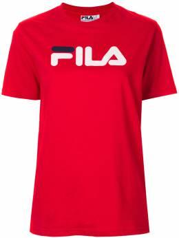 Fila футболка с логотипом LW181K35