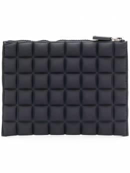 No Ka' Oi chocolate bar quilted purse P3ABSNOKW35672A0