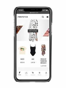 Marcelo Burlon County Of Milan чехол для iPhone X с принтом CWPA013E190081321088