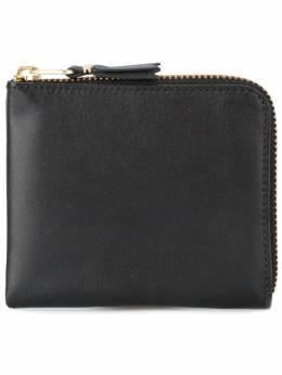 Comme Des Garcons Wallet классический кошелек на молнии до половины SA3100