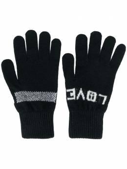 Paul Smith перчатки Love M1A857EAV25979