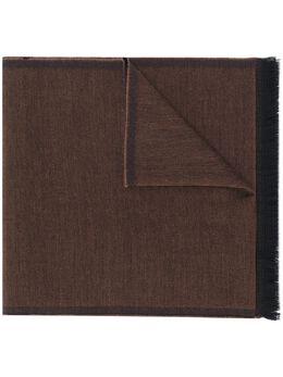 Dell'oglio draped frayed hem scarf SELVAS4401149547