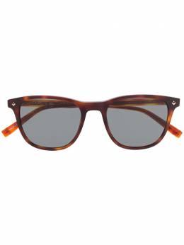 Lacoste солнцезащитные очки в оправе черепаховой расцветки L602SNDP
