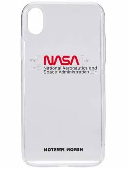 Heron Preston чехол для iPhone XS HMPA005F197390189888