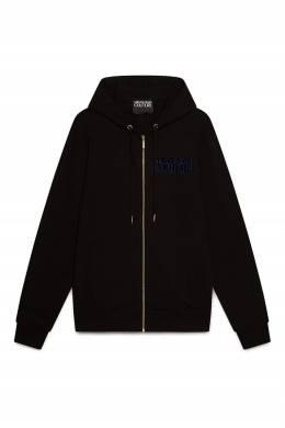 Толстовка на молнии с логотипом Versace Jeans 3025165801