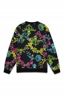 Свитшот с ярким рисунком Versace Jeans 3025165809