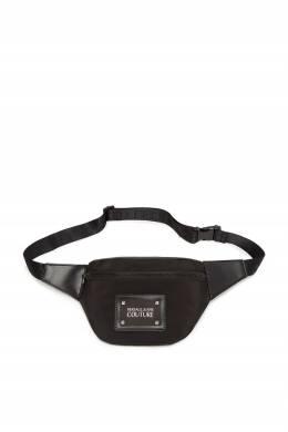 Поясная сумка на молнии Versace Jeans 3025165842