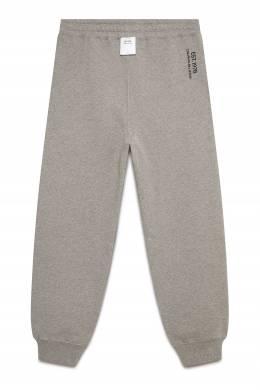 Серые спортивные брюки Calvin Klein 596165692