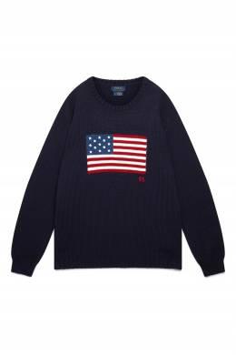 Джемпер с американским флагом Polo Ralph Lauren 3023165643