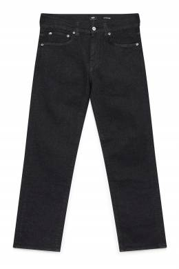 Черные прямые джинсы Edwin 2835165719