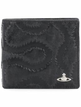 Vivienne Westwood кошелек с тиснением 5101001640325