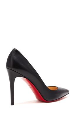 Кожаные туфли Pigalle 100 Christian Louboutin 10631331