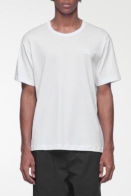 Белая футболка Acne Studios 876165486
