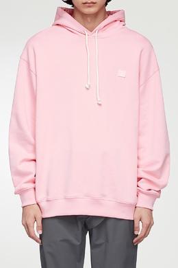 Розовое худи Acne Studios 876165488
