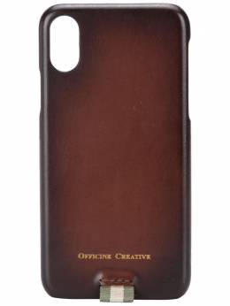 Officine Creative чехол для Iphone X с полосатым ремешком OCLIPHXX1DIVOCD243