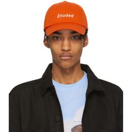 Etudes Orange Logo Booster Cap 192647M13900601GB