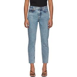 Grlfrnd Blue Karolina Jeans GF41688861199