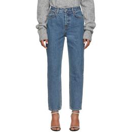 Grlfrnd Blue Devon Jeans GF41768861218