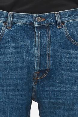 Голубые джинсы Valentino 210165909