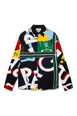 Разноцветная рубашка Iceberg 1214165980