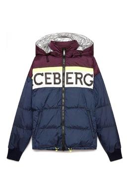 Куртка с логотипом Iceberg 1214165972