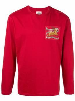 Kent & Curwen футболка с длинными рукавами и логотипом K40D1E153075
