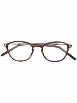 Tom Ford Eyewear очки в круглой оправе TF5397